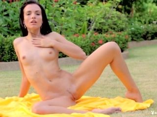 Crazy pornstars Sarah Lollypop, Linda May in Best Outdoor, Solo Girl sex movie