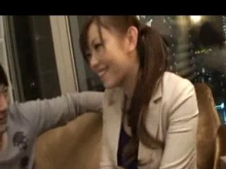 Mei Miura, Horny Asian Babe Goes Home