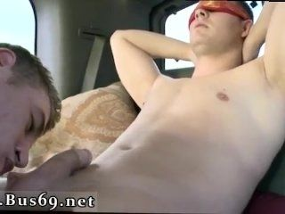 Gay porn trucker cowboy Alex Wants A Big Dick!