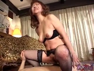 Japanese Mom and NOT her Son -Part 4- unsencored (2)
