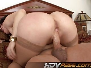 Hot Big Tits Milf Ray Veness Ride a Big Cock and Cum on Tits (2)