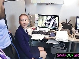 Bring Your Daughter To Work Day (16)