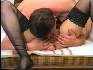 Mature Amateur Slut Gives Blowjob And Fucks Missioary Until She Gets Cum In Mouth