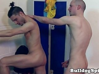 Randy Fitness Stud Pounded In The Lockerroom (7)