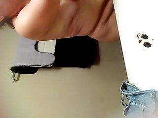 Spying On My Mom In The Bathroom(Please Comment) (3)