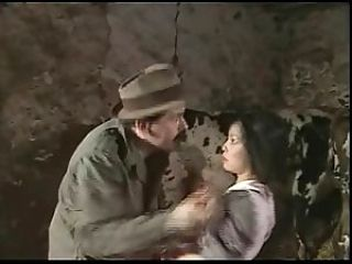 Gorgeous Babes Get Fucked in a Vintage French Porn Movie