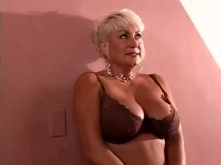 Golden-Haired Aged mother I'd like to fuck Shows Her Fella This Babe Can Still Do It (2)