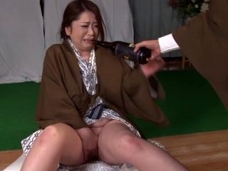 Natsuko Kayama in Busty Wife on Hot Spring Trip part 2