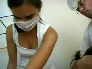 Doctor And Nurses Fucking Patient