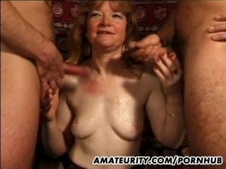 Mature Amateur Wife Anal Fuck With Facial Shots (7)