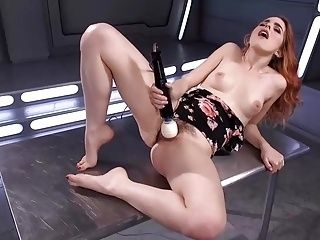 Amarna Miller squirting brutal