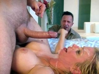 Top Alexis Fawx cheating while hubby spying on her