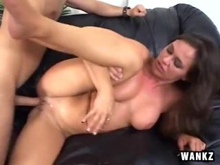35 Year-Old Hardbodied Hottie Gets Pounding