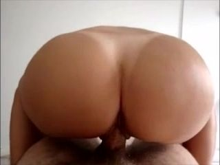 Sexy Ass Amateur With Tan Lines