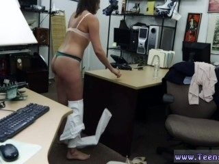 White discharge and need cash anal Customer's Wife Wants The D!