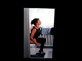 Brittany Murphy on a toilet cum tribute 3