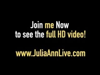 Hot Milf Julia Ann Secretly Recorded Fucking Guy on SpyCam! (3)