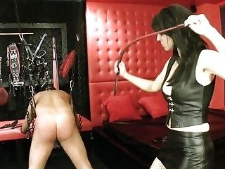 Whipped and Caned