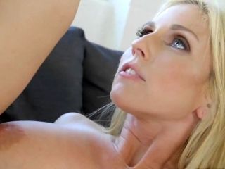 Christie Stevens gets plenty of black cock in her neat pussy