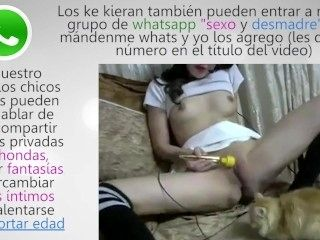 Le descubri este video a mi hermana (NUMERO: 005219613169661) (2)