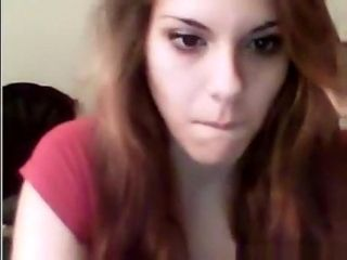 Redhead Girl Lets Her Pierced Tits Be Licked And Shaved Pussy Be Eaten Out, Before Missionary Sex In The Bedroom. (2)