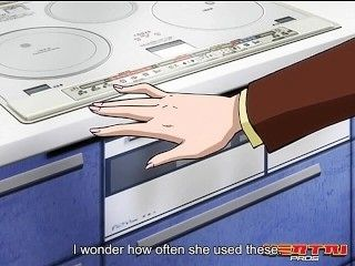 Hentai Pros - The Real Estate Agent, Big boobed milf gets caught on camera