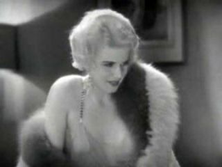 Jean Harlow - Hell's Angels (1930)