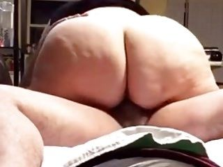 BBW Wife Loves Riding Cock