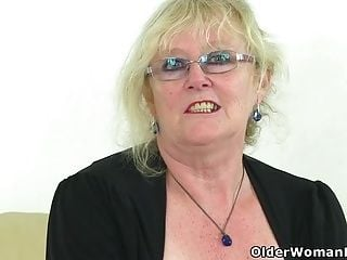 English granny Claire Knight needs that stuffed feeling (2)