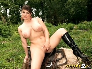 Saddle Up For Kristy Klenot