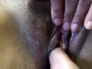 British Asian Wife Fingered