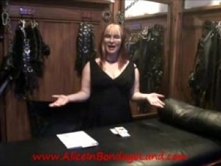 U Wager Your Pecker Chastity Card Game FemDom Femdom-Goddess POV (2)