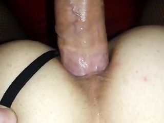 She Wanted To Be Butt Fucked