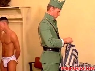 video police officer orgy