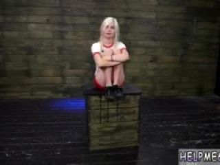 Amateur teen bondage and master slave control first time Helpless teen
