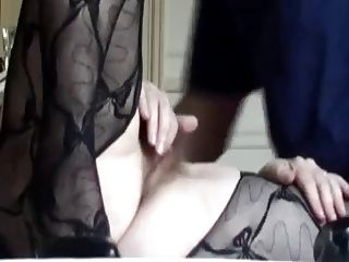 Hairy Mature Amateur Masturbation