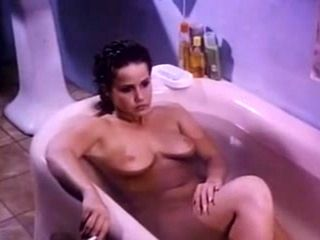 Linda Blair Savage Streets Bathtub Scene