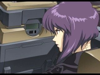 Bluray Anime Ghost In The Shell