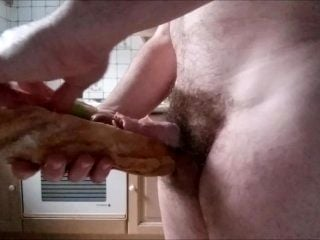 So French! Cum loaded sandwich jambon - beurre - sperme (solo male)