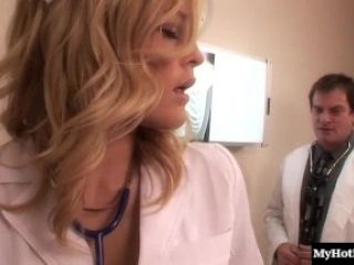 Alexis Texas is the sexiest nurse you will ever see.  Its not (2)