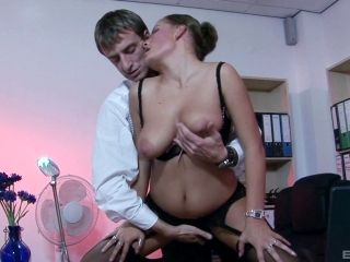 Sassy Woman In Classes And Office Assistant Being Fucked By Her Boss (2)