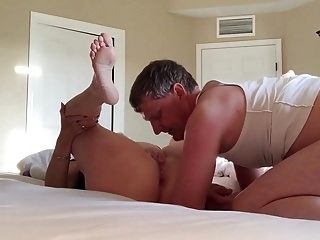 BBW Wife and Hubby Creampie