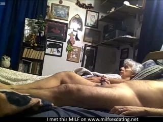 Horny MILF whore from a sexdating site