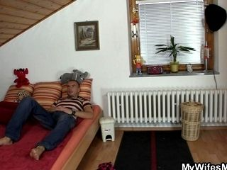 Mother In Law Catches Him (5)