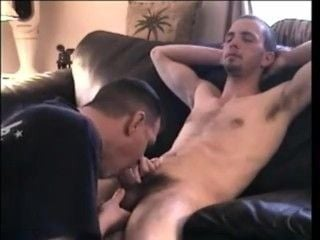 Jake Getting Sensual Head From Older Gay Man