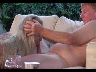 Old Young Teen Lusty Blonde Pussy Eaten By Horny Grandpa Zznew.in