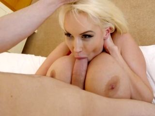 Mommy Loves Boy's Cock In Her Mouth And Tight Pussy