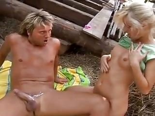 Sexy Czech Teen And Horny Worker 55
