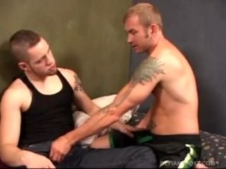 Young Wolf and Adam Suck 69 Rim and Fuck