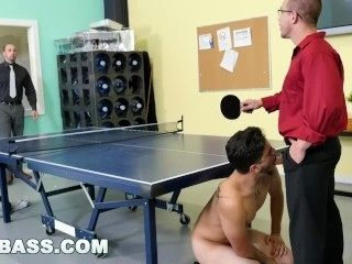 GRABASS - CPR cock sucking and naked ping pong (xd15421)